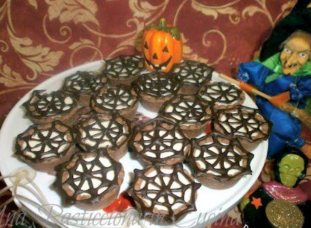 Dolci Halloween Ricette – Tele di Ragno