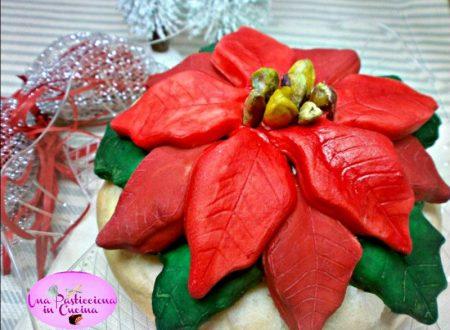 Pane Stella di Natale Ricetta Per Festeggiare il Mio Blog Compleanno
