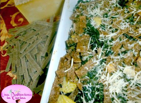 Pizzoccheri della Valtellina al Forno Ricetta