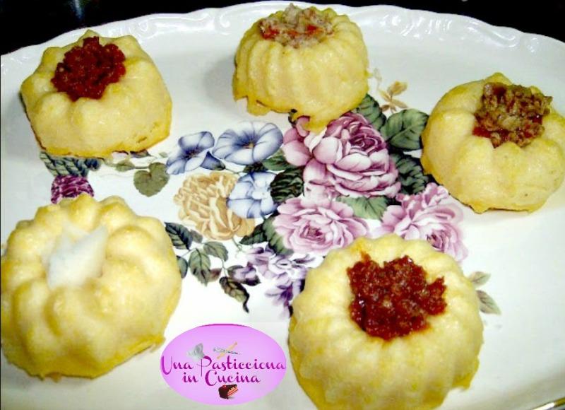 sformato di polenta ricetta
