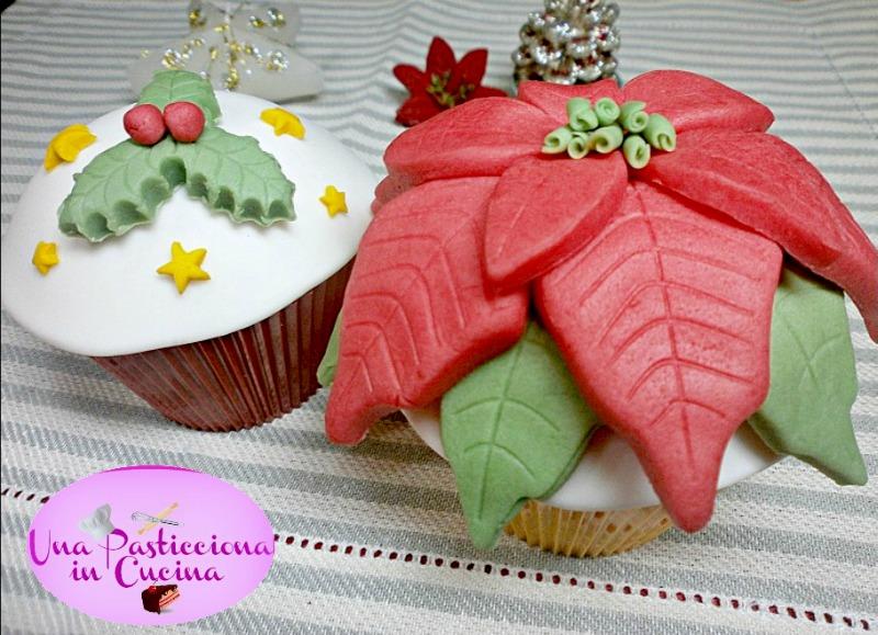cupcakes di natale ricetta