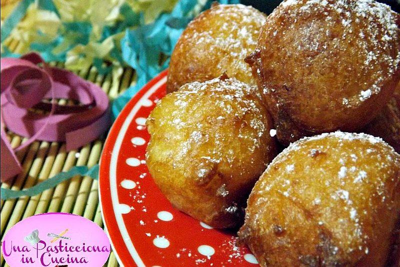 Fritole di Carnevale Ricetta