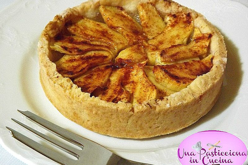 Crostata di Mele Light Ricetta