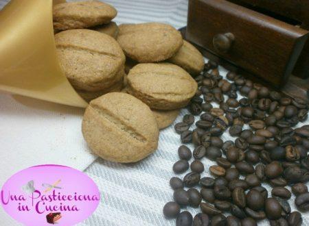 Biscotti al Caffe Ricetta