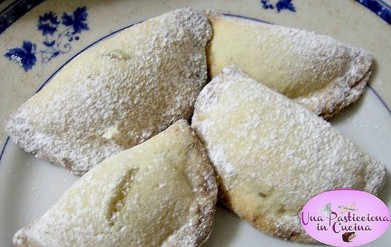 tortelli dolci al forno ricetta carnevale