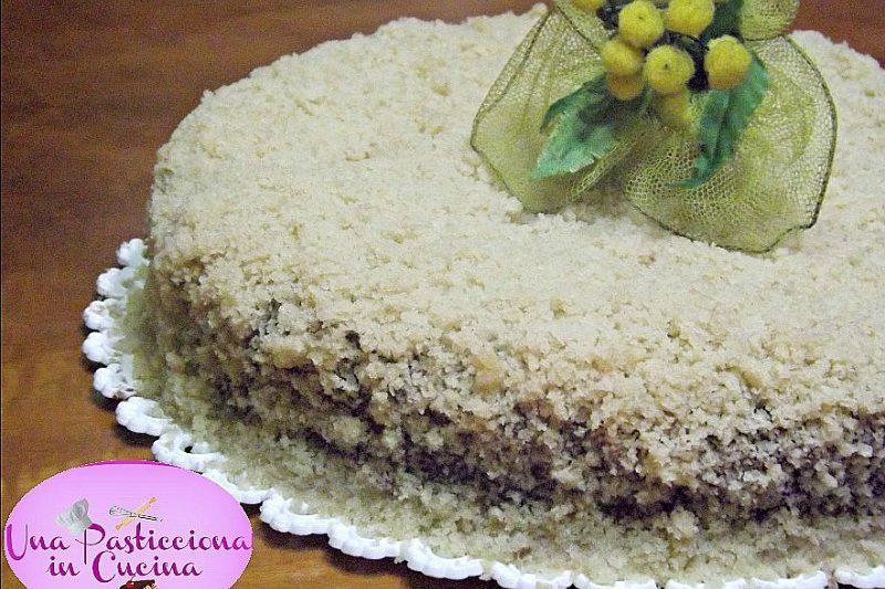 Torta Mimosa alla Nutella Ricetta