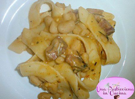 Pasta e Fagioli con Pancetta Ricetta