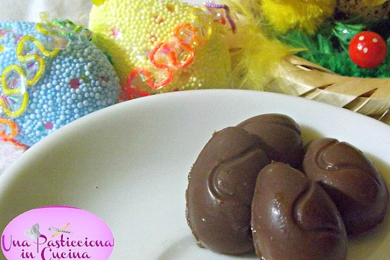 Cioccolatini Ripieni Ricetta