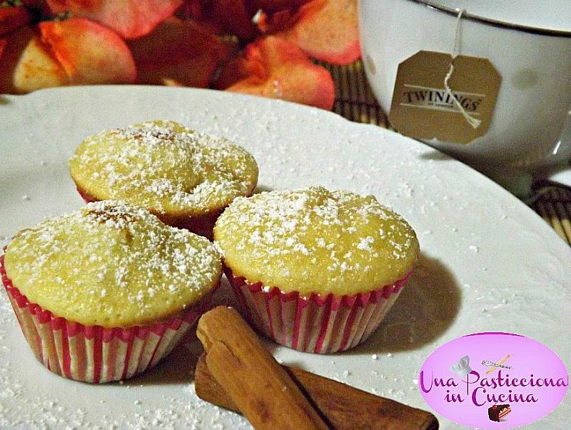 muffin alle pere ricetta