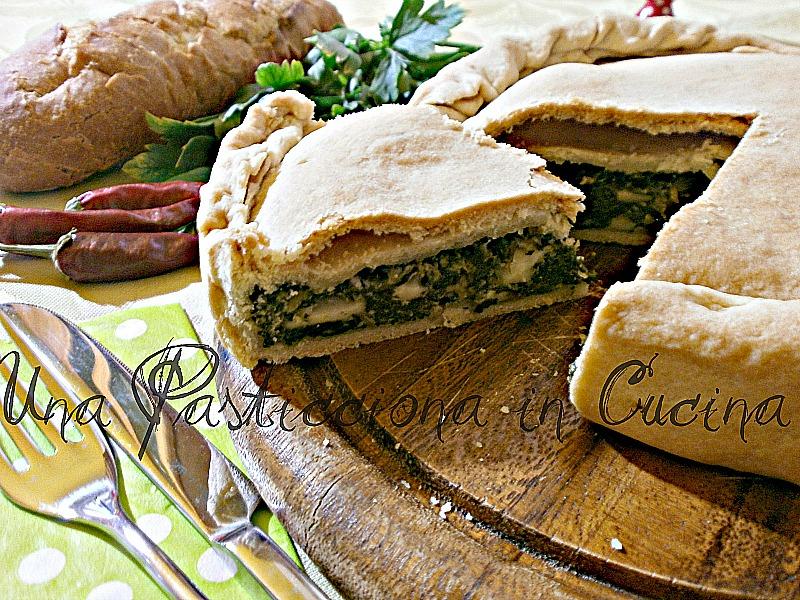 torta pasqualina ricetta