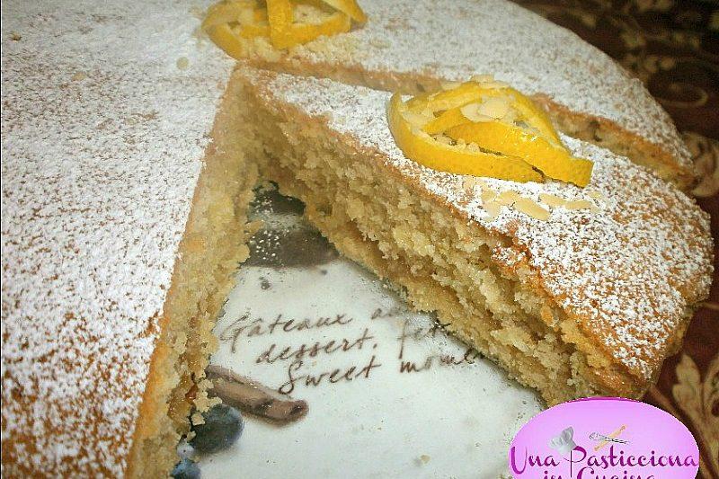 Torta al Limone e Mandorle Ricetta