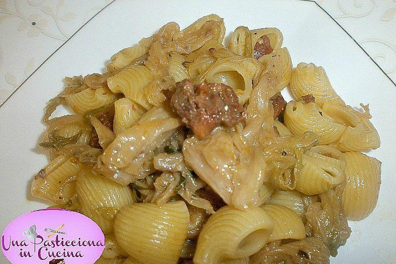 Pasta Salsiccia e Verza Ricetta