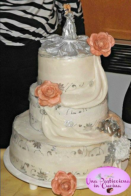 torta anniversario ricetta
