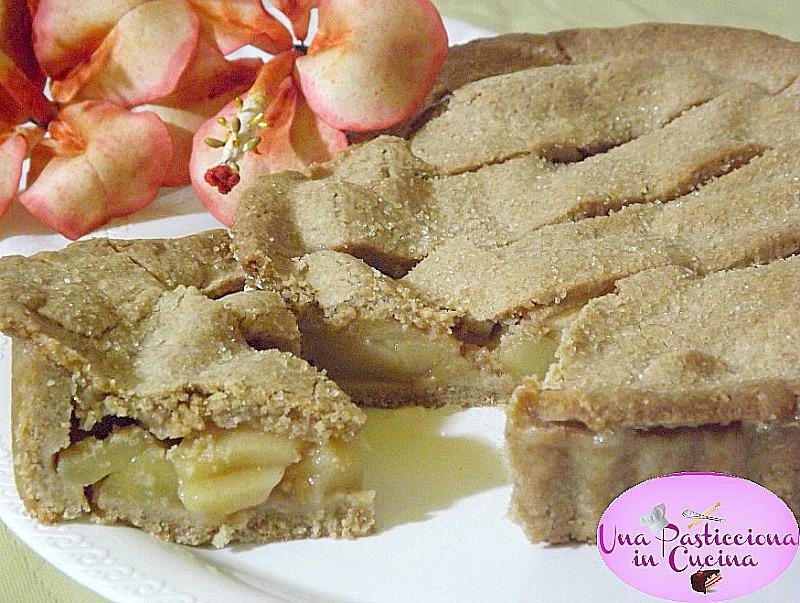 crostata di mele e cannella ricetta