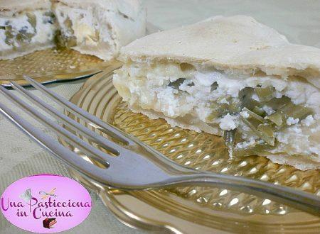 Torta Salata di Fagiolini e Ricotta Ricetta
