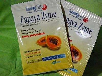 papaya zyme