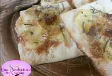Focaccia con Patate e Pancetta Ricetta