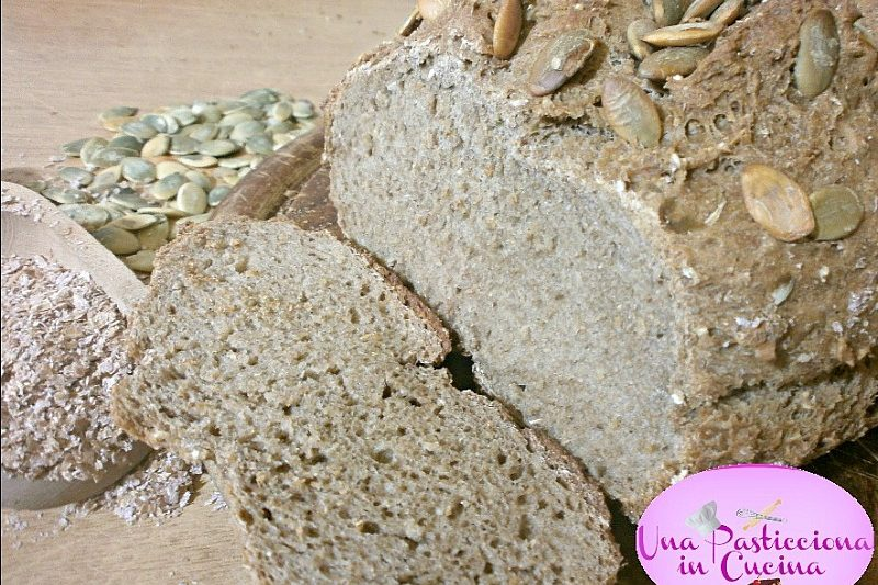 Pane ai Cereali Ricetta
