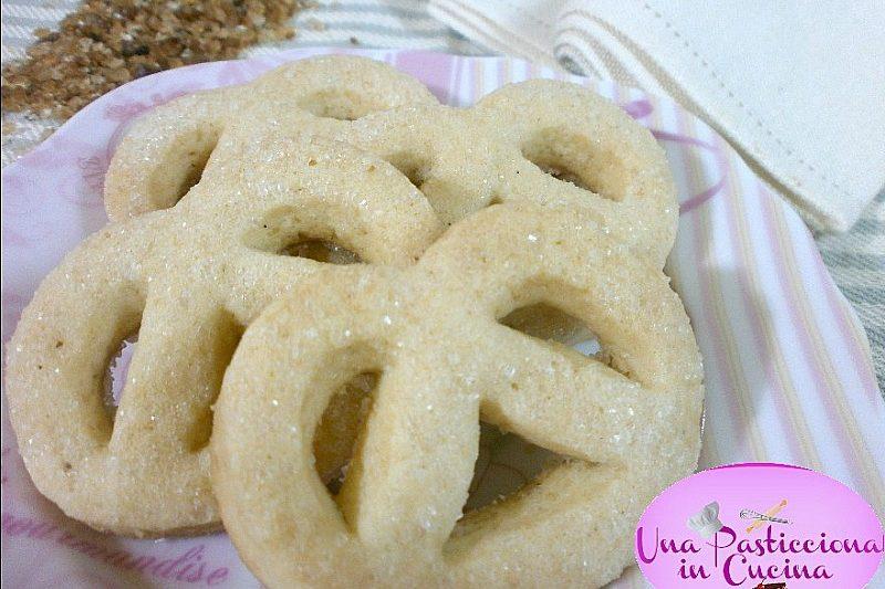 Biscotti Danesi Ricetta