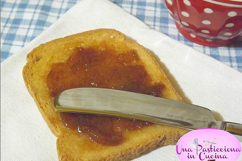 Marmellata di Mele Cotogne senza Zucchero