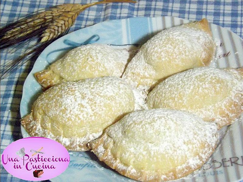 tortelli dolci di castagne al forno ricetta