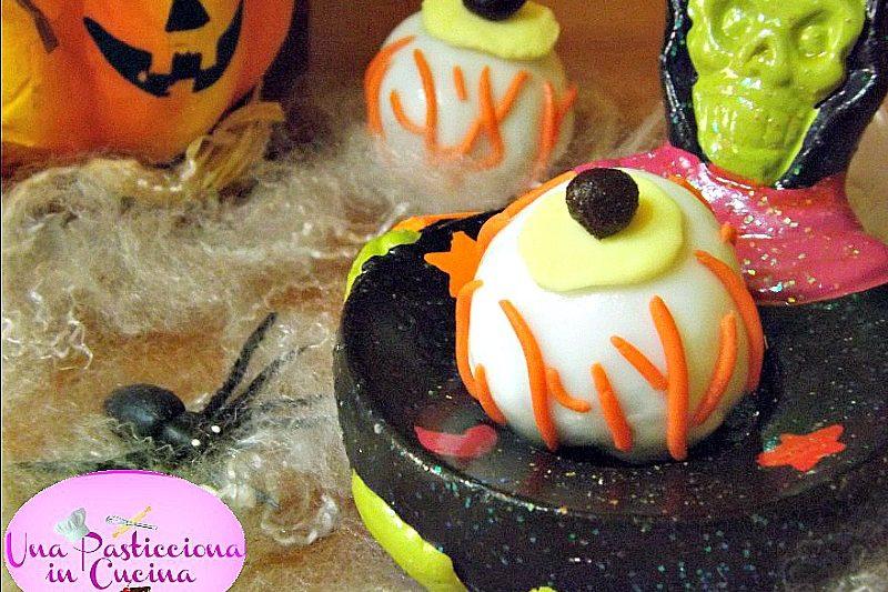 Occhi di Halloween Ricetta