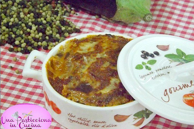 Parmigiana di Carne con Melanzane Ricetta
