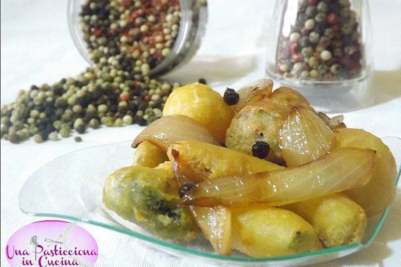 Verdure in Pastella in Agrodolce Ricetta