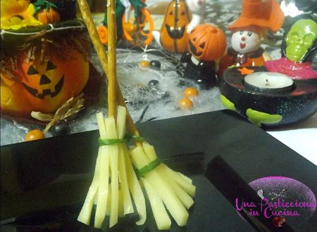 Scope di Strega Ricetta per Halloween