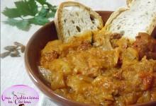 Zuppa di Verza con Salsiccia Ricetta