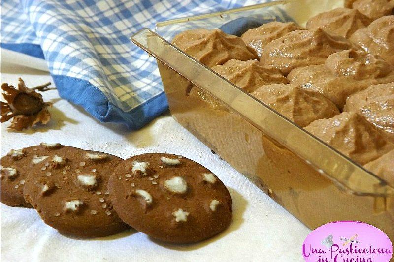 Tiramisu con Pan di Stelle e Nutella