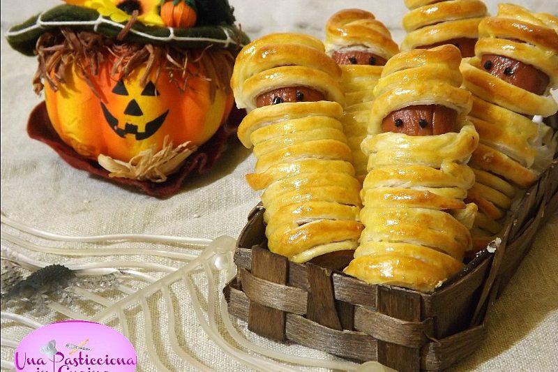 Mummie di Halloween Ricetta