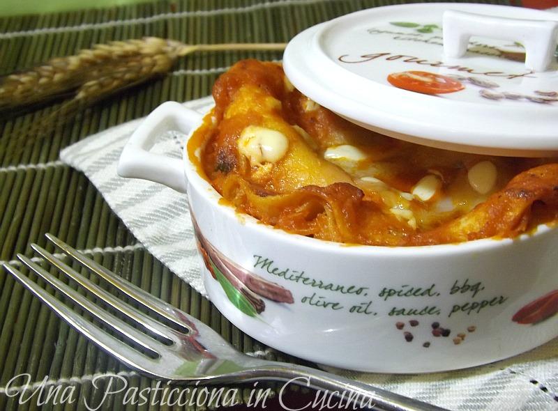 Lasagne di Pesce - Ricetta per il Menù delle Feste