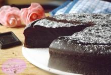 Torta al Cioccolato Cremosa senza Farina