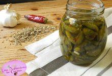 Olive Schiacciate Calabresi