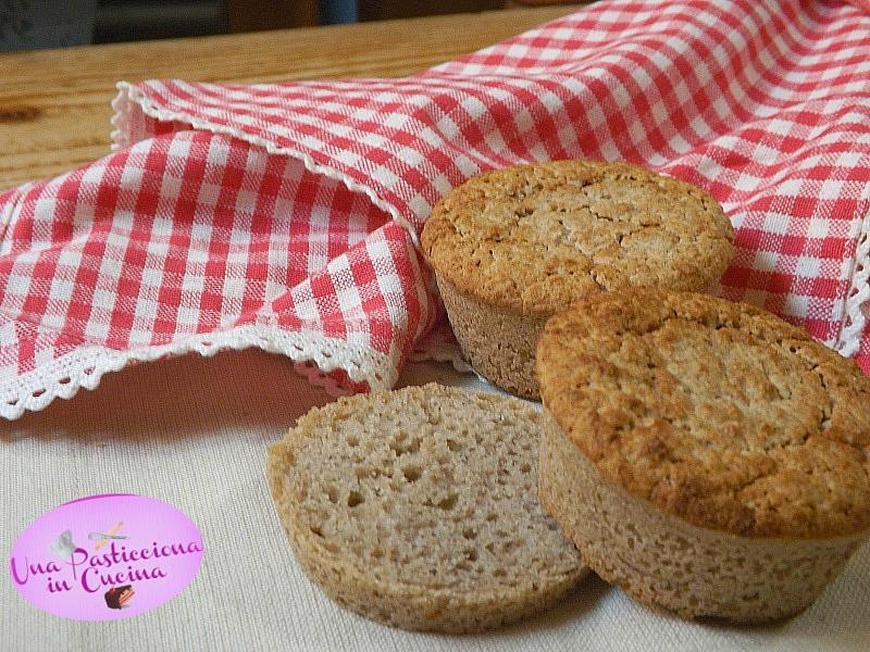 panini di sorgo senza glutine