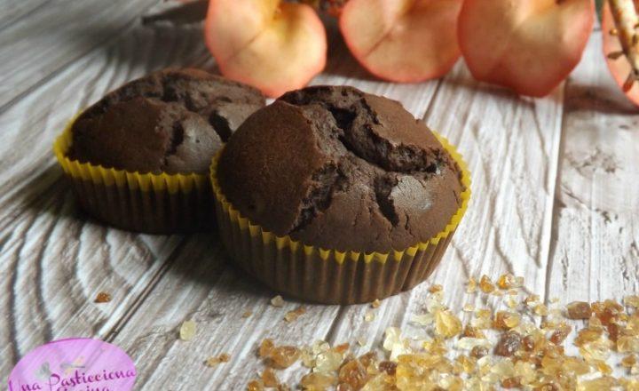 Muffin al Cioccolato senza Burro Latte e Uova