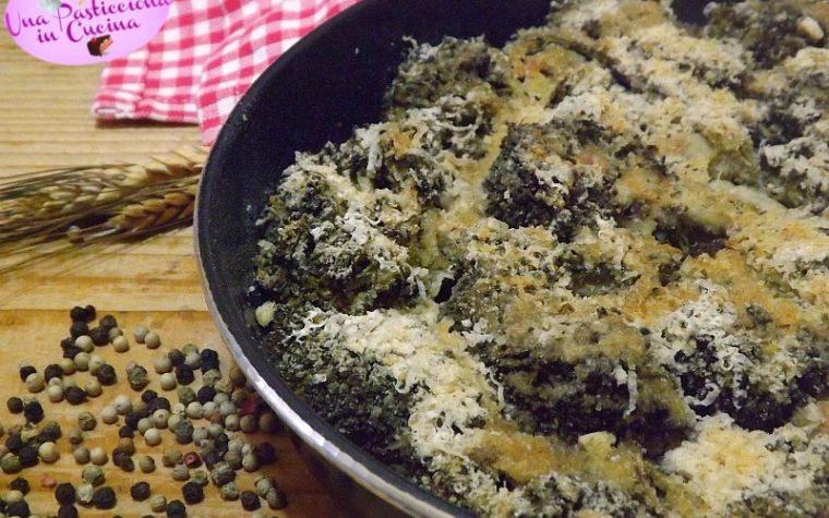 Broccoli Gratinati Light
