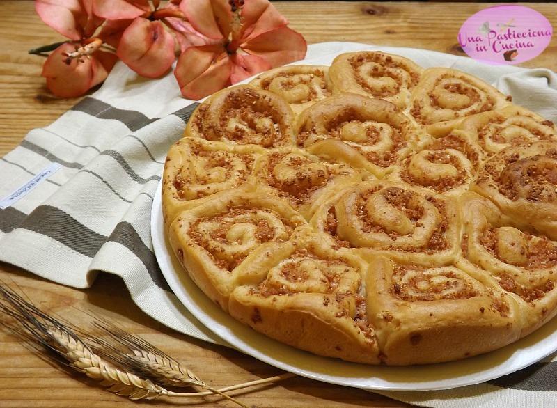 torta di rose salata senza uova