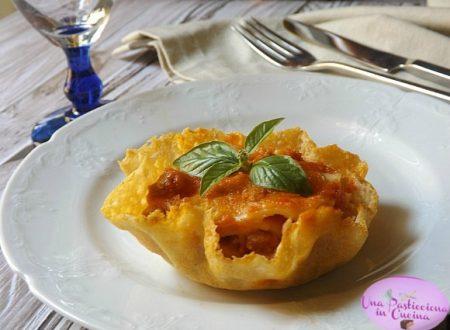 Finger di Lasagne in Cialda Croccante