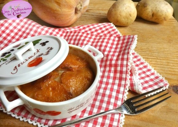 Parmigiana di Zucca e Patate