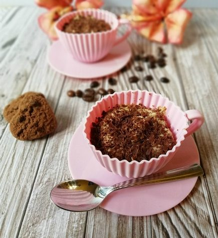 Cheesecake Cioccolato e Caffè – Veloce e Leggera