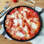 Pizza di Pasta - Ricetta di Riciclo