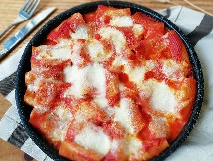 Pizza di Pasta – Ricetta di Riciclo per gli Avanzi