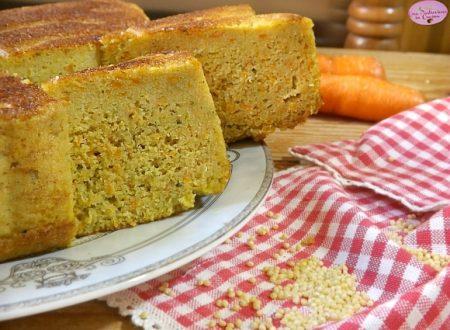 Torta Salata con Zucchine, Ricotta e Carote