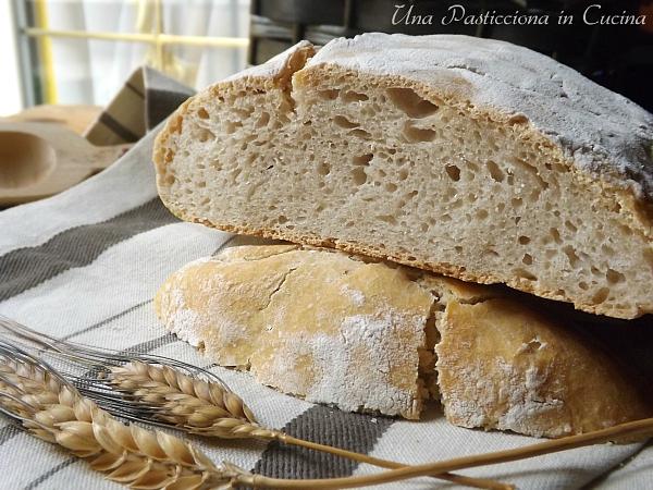 Ricetta Del Pane Lievito Madre.Pane Fatto In Casa Con Lievito Madre Blog Giallo Zafferano