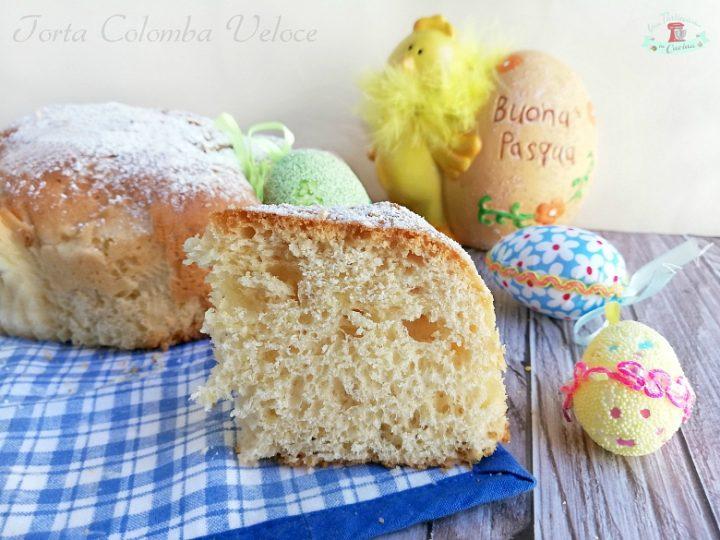 Torta Colomba Veloce
