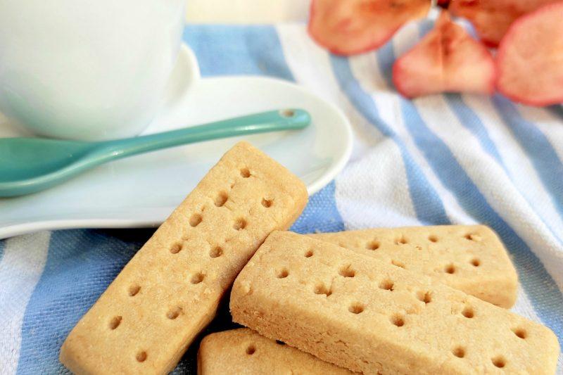 Shortbread – Biscotti Scozzesi al Burro