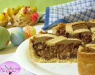 Pastiera alla Nutella