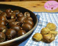 Castagne Cotte al Microonde: come prepararle velocemente